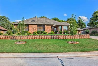 Edmond Single Family Home For Sale: 2104 Brookview Lane