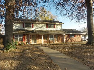 Oklahoma City OK Single Family Home Sale Pending: $120,000
