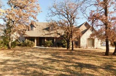 Blanchard Single Family Home For Sale: 758 Liveoak Lane