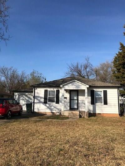 Edmond Rental For Rent: 105 E Colcord Avenue