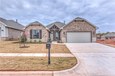 Edmond Single Family Home For Sale: 908 NW 192nd Terrace