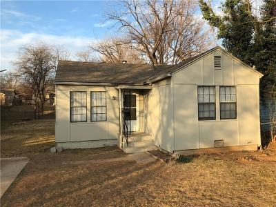 Oklahoma City Rental For Rent: 321 SW 40th Street