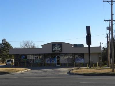 Commercial For Sale: 6900 S Western