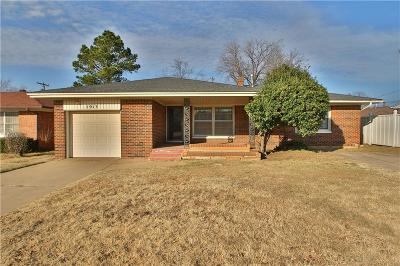 Oklahoma City Single Family Home For Sale: 1913 52nd Street
