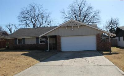Oklahoma City Single Family Home For Sale: 4308 NW 59th Terrace