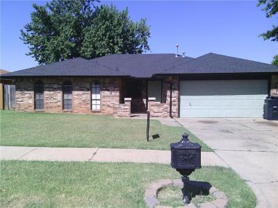 Oklahoma City Single Family Home For Sale: 9505 S Ross Avenue