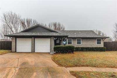 Norman Single Family Home For Sale: 1534 Glencliff
