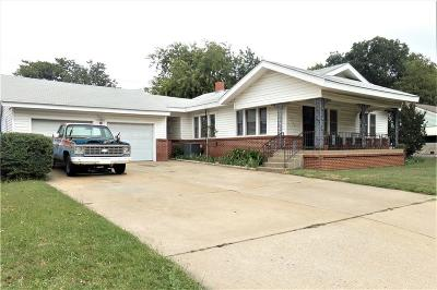 Oklahoma City Single Family Home For Sale: 1429 SW Grand (SW 36th) Street