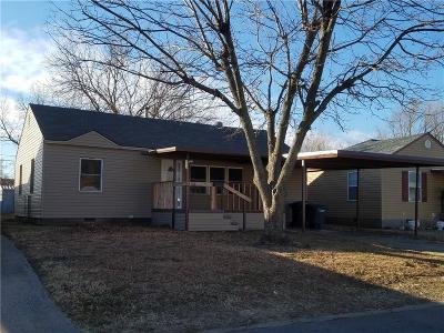 Oklahoma City Single Family Home For Sale: 4768 SE 24th Street