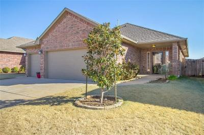 Edmond Single Family Home For Sale: 19412 Thomas Court