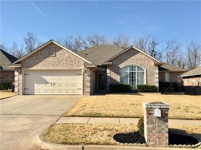 Yukon Single Family Home For Sale: 913 Ethan Lane