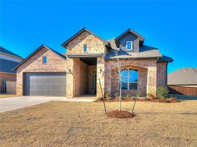 Edmond Single Family Home For Sale: 2601 Cordgrass Lane