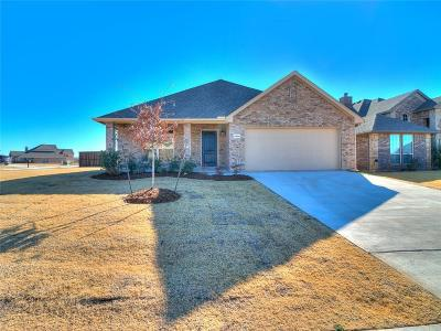 Edmond Single Family Home For Sale: 2608 Sunflower Drive