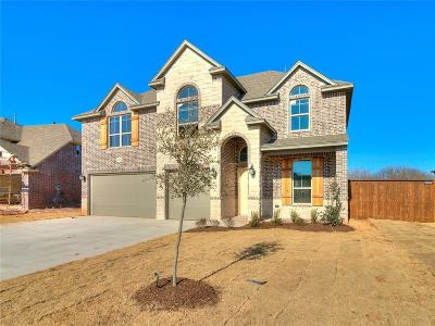 Edmond Single Family Home For Sale: 1509 Cordgrass Court