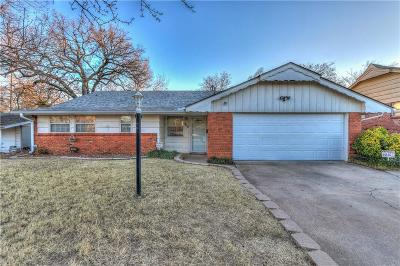 Warr Acres Single Family Home For Sale: 5612 37th