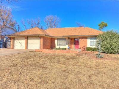Oklahoma City Single Family Home For Sale: 4717 NW 61st Street