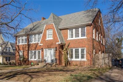 Oklahoma City Single Family Home For Sale: 615 NE 15 Street