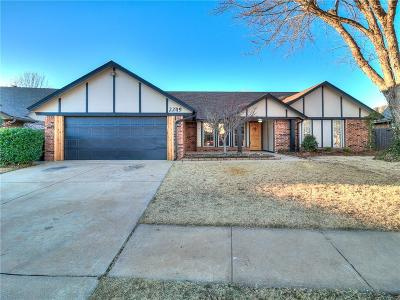 Oklahoma City Single Family Home For Sale: 2209 Whitbourne Place