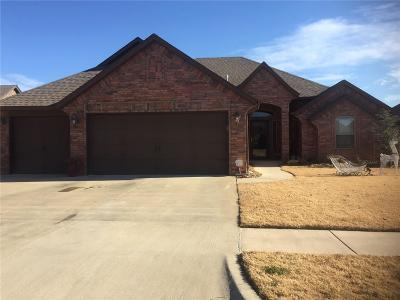 Yukon Single Family Home For Sale: 2304 Wayne Cutt