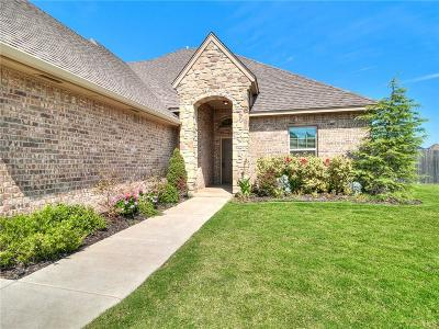 Edmond Single Family Home For Sale: 917 NW 185th Street