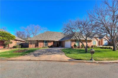 Oklahoma City Single Family Home For Sale: 12208 Cantle Road