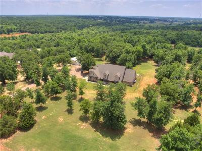 Choctaw Single Family Home For Sale: 14200 SE 44th Street