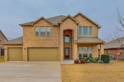 Choctaw Single Family Home For Sale: 1183 Creekside Drive