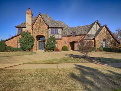 Edmond Single Family Home For Sale: 15517 Fairview Farm