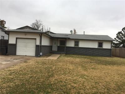 Yukon Single Family Home For Sale: 5 Dianna