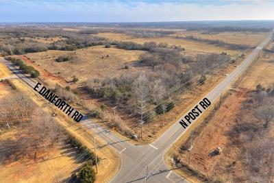 Edmond Residential Lots & Land For Sale: SE Corner Of N Post And E Danforth Road