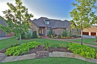 Edmond Single Family Home For Sale: 3217 York Drive