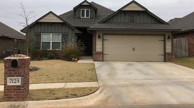 Oklahoma City Single Family Home For Sale: 7129 NW 145th Street