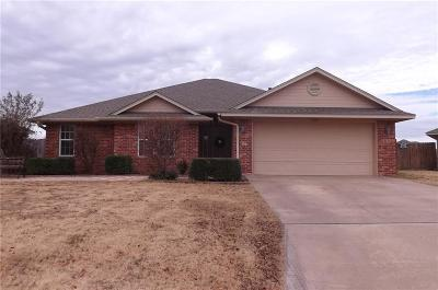 Altus OK Single Family Home For Sale: $153,000