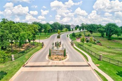 Edmond Residential Lots & Land For Sale: 2501 Twister Trail