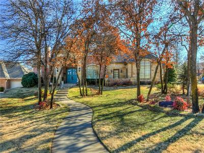 Edmond Single Family Home For Sale: 3000 Spyglass Hill