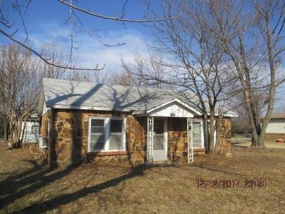 Midwest City Single Family Home For Sale: 9601 10th Street