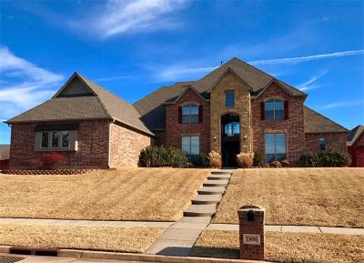 Edmond Single Family Home For Sale: 15606 Claremont Boulevard