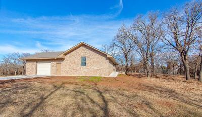 Blanchard Single Family Home For Sale: 21431 State Highway 76