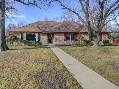Oklahoma City Single Family Home For Sale: 3609 NW 47th Street