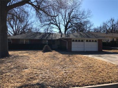 Oklahoma City Single Family Home For Sale: 5804 NW 31st Terrace