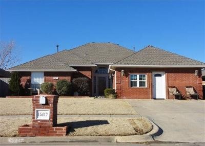 Oklahoma City Single Family Home For Sale: 15417 Stone Meadows Drive