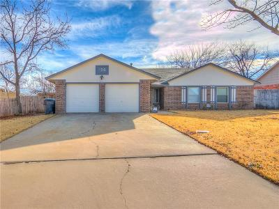 Yukon Single Family Home For Sale: 156 Pawnee Place