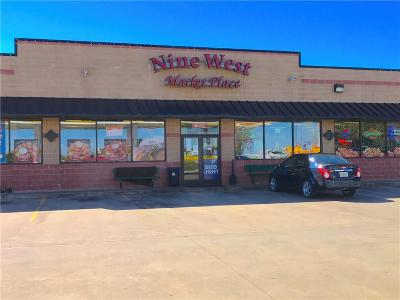 Norman Commercial For Sale: 1980 W State Highway 9