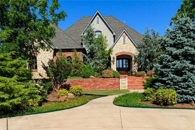 Edmond Single Family Home For Sale: 1108 Territories Drive