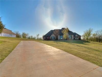 Norman Single Family Home For Sale: 5429 Auburn Drive