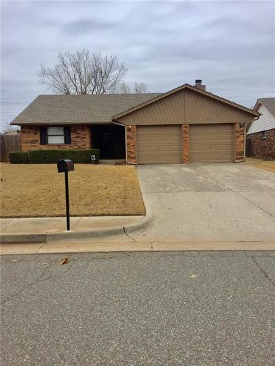Edmond Single Family Home For Sale: 324 Cherryvale Road