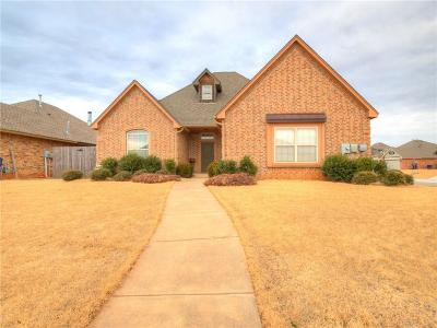Edmond Single Family Home For Sale: 8001 NW 158th Street