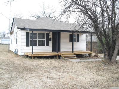 Tecumseh Single Family Home For Sale: 225 E Beech
