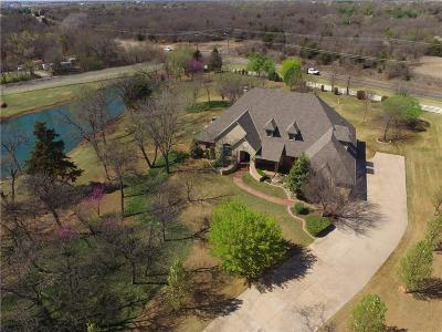 Edmond Single Family Home For Sale: 1615 Manchester Avenue