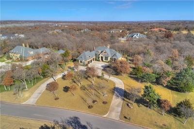 Edmond Single Family Home For Sale: 1216 Settlers Drive